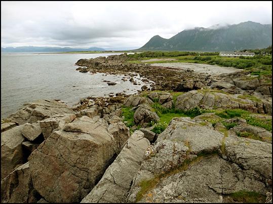 mer arctique Lofoten