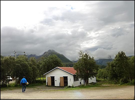 norvege Lofoten crepuscule