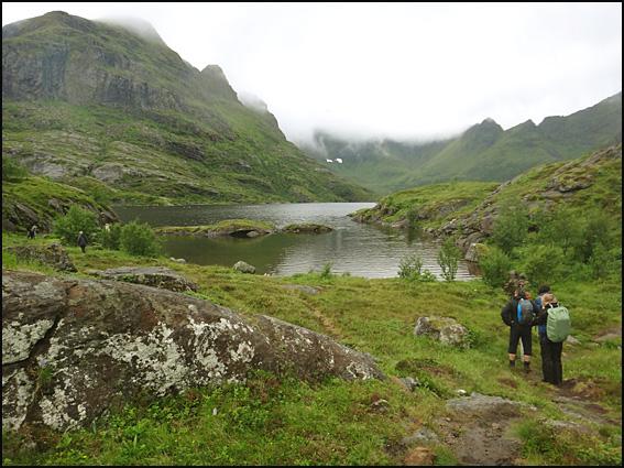paysage Lofoten