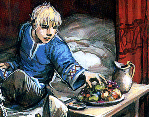 jolan ephebe blond