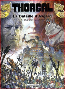 Thorgal 32 couverture