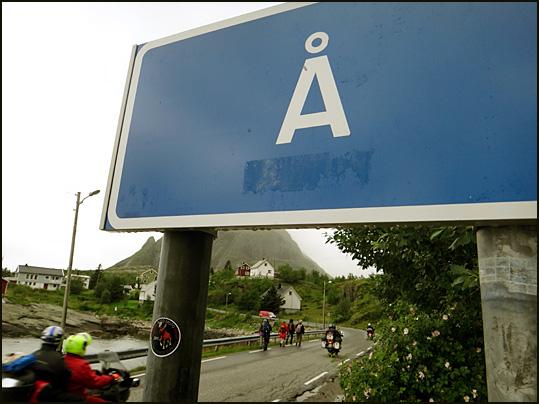 village de a Lofoten