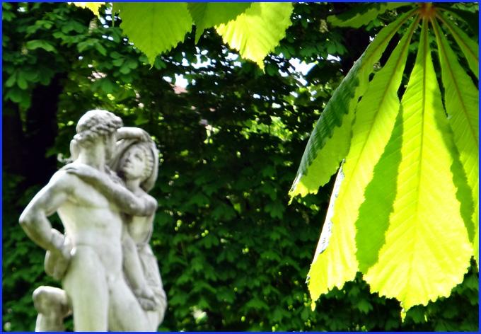 amour couple printemps