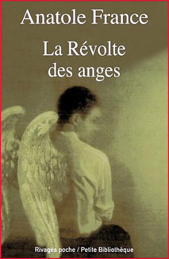 anatole france la revolte des anges