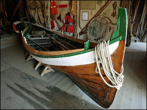 barque traditionnelle Lofoten