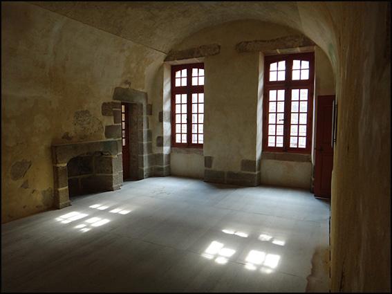 chateau du taureau 7 chambre du gouverneur