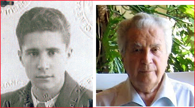 claude charbonnel photo 17 ans et 90 ans