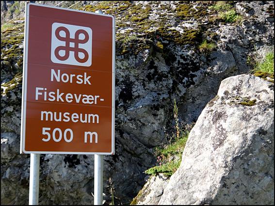 musee du poisson a i Lofoten