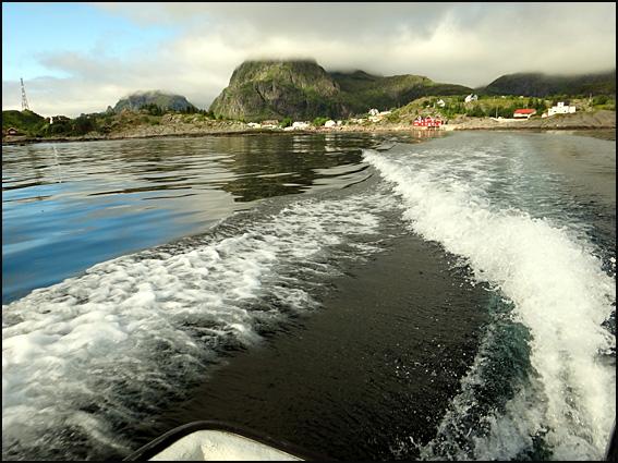port de sorvagen Lofoten