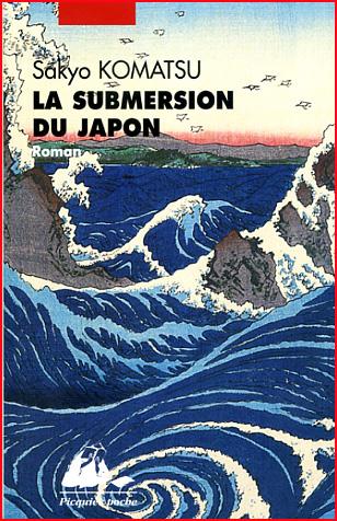 sakyo komatsu la submersion du japon