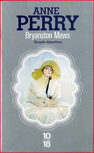 anne perry bryanston mews