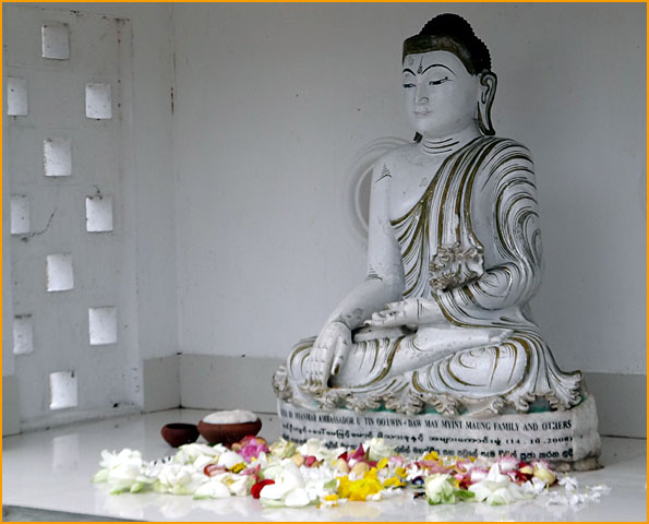 bouddha ceylan