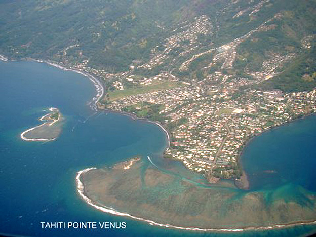 TAHITI POINTE VENUS