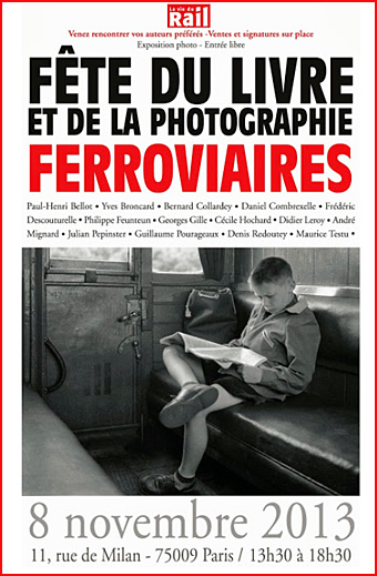 vie du rail expo 2013