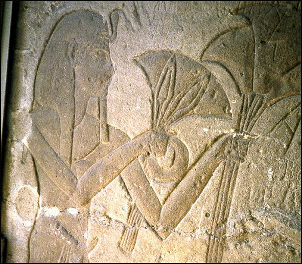 papyrus speos horemheb