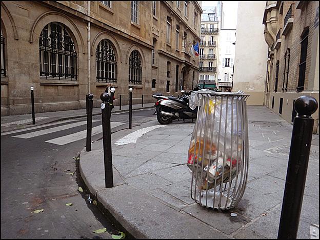 poubelles delanoe paris 2013