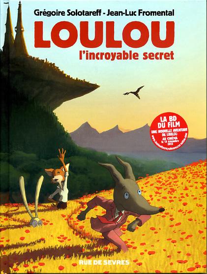 Solotareff et Fromental Loulou l incroyable secret
