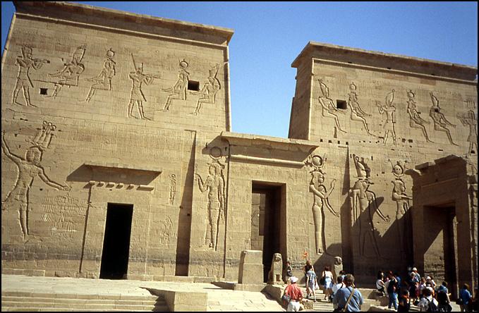 temple Ramsès III