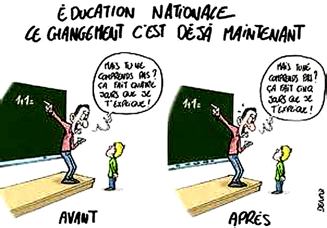 reforme education nationale