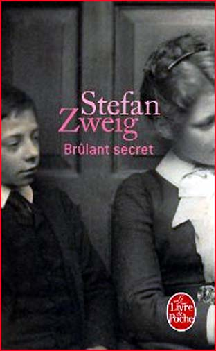 stefan zweig brulant secret