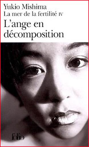 yukio mishima l ange en decomposition folio