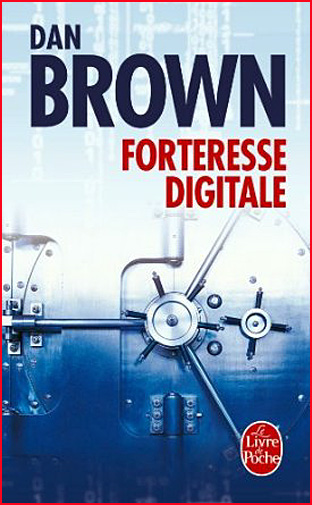 dan brown forteresse digitale livre de poche