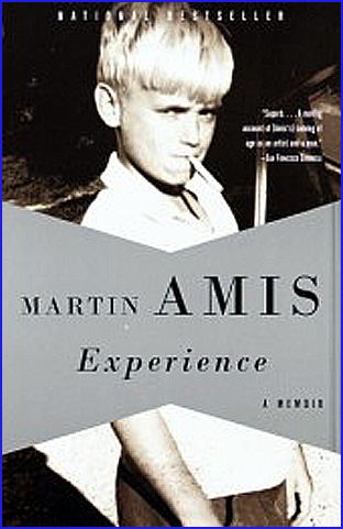 martin amis experience ed anglaise