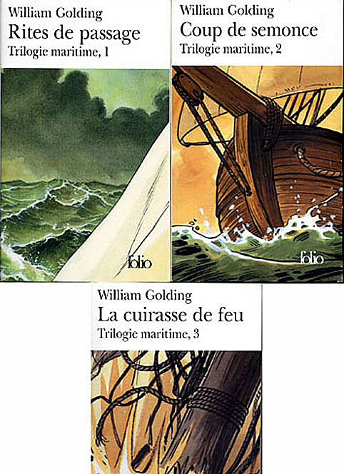 William Golding Trilogie maritime
