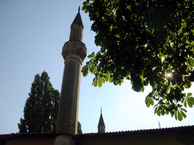 Bakhtchisaraï minaret