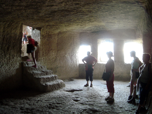 forteresse caraime chufut kale