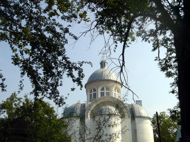 Kolomiya eglise