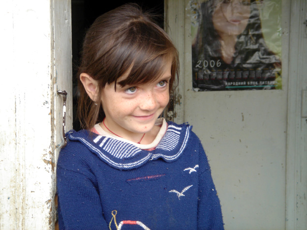 liouba 8 ans ukraine