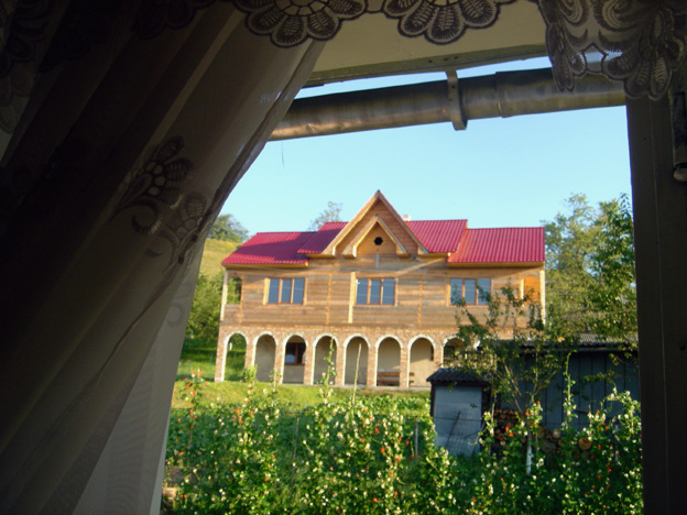 maison neuve verkhovina ukraine