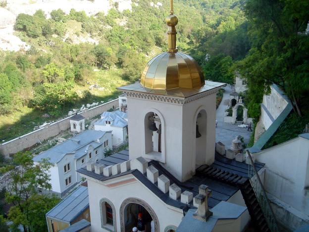 monastere dormition chufut kale b