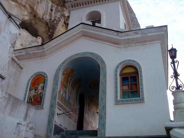monastere dormition chufut kale