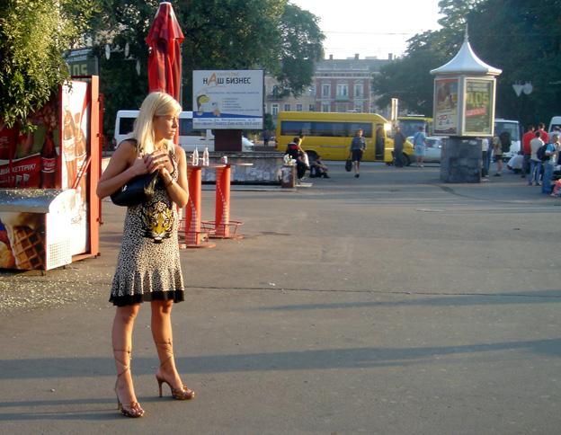 odessa russe blonde