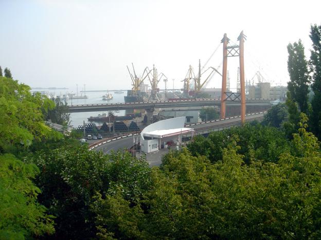 port odessa