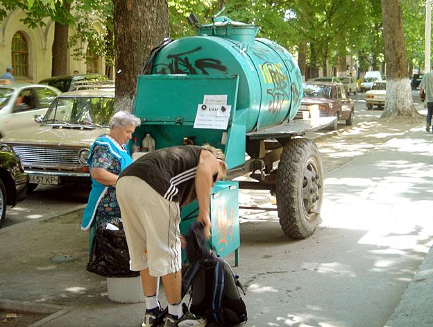 simferopol marchande d eau