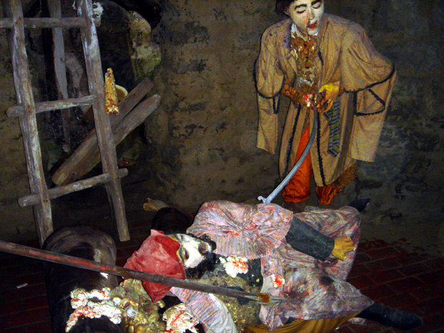 ukraine forteresse de kamianetz podolskiy turc eventre