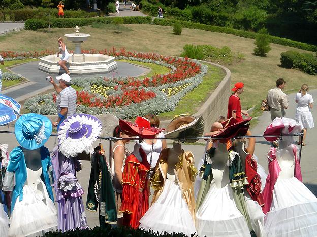 yalta palais livadia costumes tsaristes