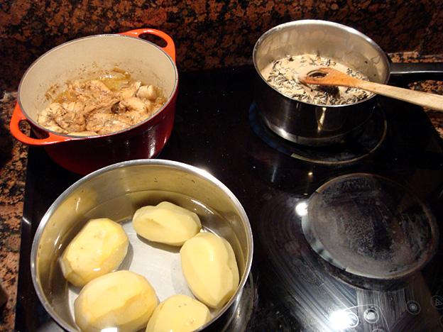 cuisine coq au vin