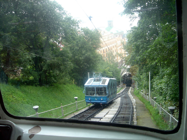 kiev funiculaire