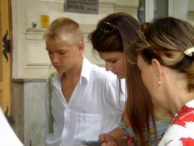 kiev jeunes