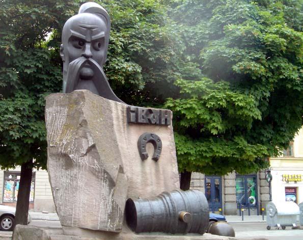 lvov ukraine art proletaire