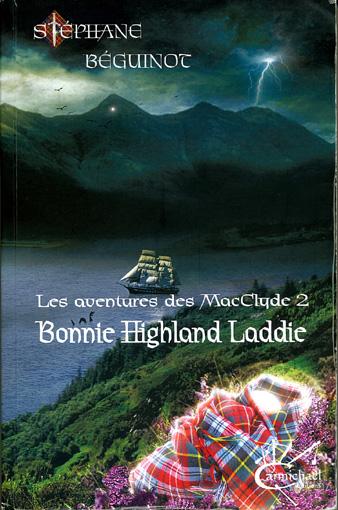 Stephane Beguinot Les aventures des MacClyde 2
