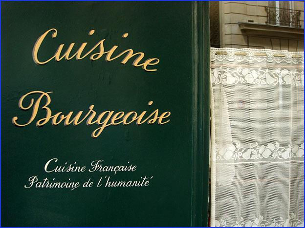 cuisine bourgeoise cuisine francaise paris
