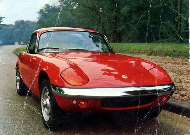 Lotus Elan 1966