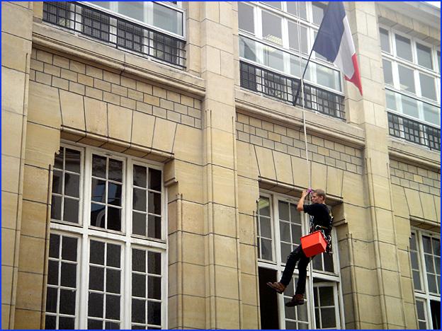 nettoyer les fenêtres paris