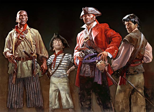 pirates costumes