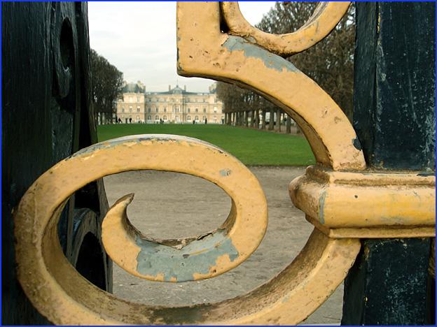 senat palais du luxembourg paris